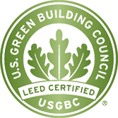 U.S. Green Building Council - LEED Certified USGBC