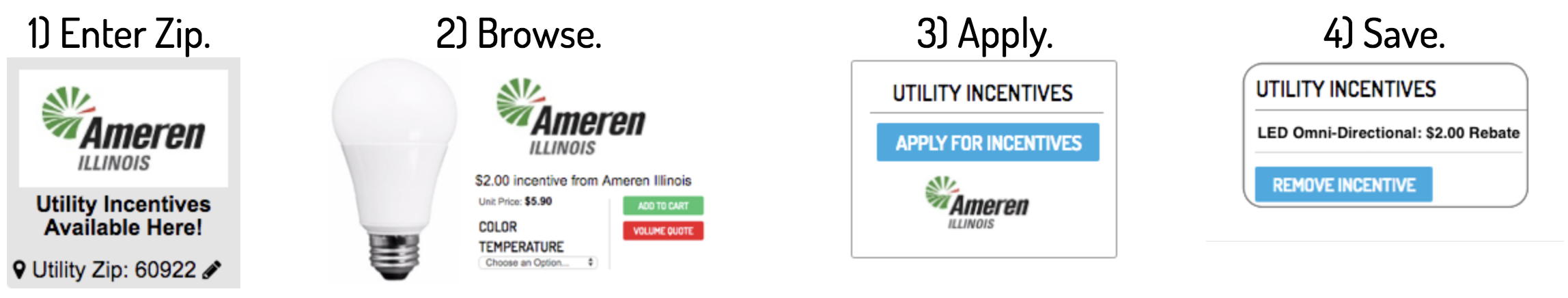 Ameren Illinois Instant Incentives